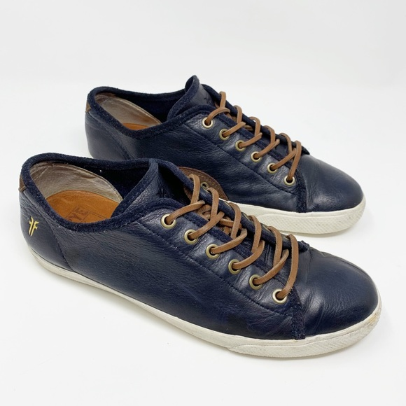 Frye Chambers Low Lace Up Sneakers